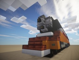 [Trains] Southern Pacific 4449 #Download Available Minecraft Map & Project