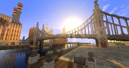 The Emperor Mel I. Bridge ◄Steampunk► Minecraft