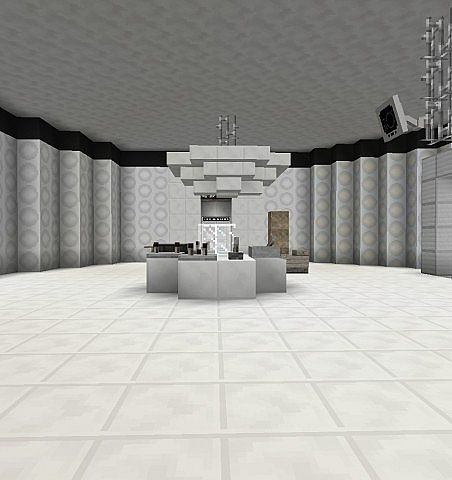 Dalek Mod Original Tardis Console Room Minecraft Project