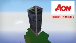 Aon Center | Los Angeles Minecraft Map & Project