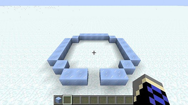 How To Build An Igloo Minecraft