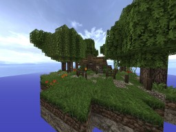 Small Medieval Island Minecraft Map & Project