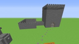 Castle Defences 1.0 Minecraft Project