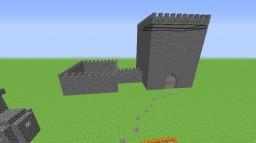 Castle Defences 1.0 Minecraft