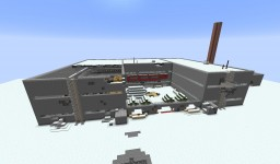 Stalingrad 1943 Minecraft Map & Project