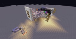 0-9 redstone number display Minecraft Map & Project