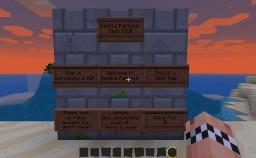 Vanilla Parkour Test Version 1.0 Minecraft