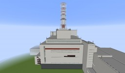 2/1 Scale Chernobyl Nuclear Power Plant 1985 Minecraft Map & Project