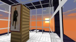 Museum Exhibit Alarm System Minecraft Map & Project
