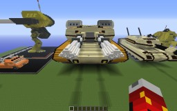 Global Defence Initiative Battle Group Minecraft Map & Project