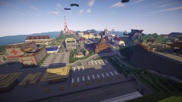 Ekaterinburg Minecraft Map & Project