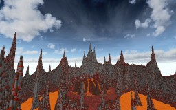 Flare (Fantasy Volcano Map) Minecraft Map & Project
