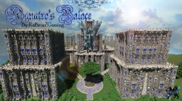Aguatro's Palace [Organics & Structure] [By RafSeazZGaming] Minecraft Map & Project