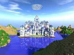 Cathedral Of BurningIce Minecraft Map & Project