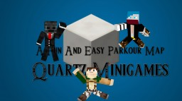 A Fun And Easy Parkour Map Minecraft Map & Project