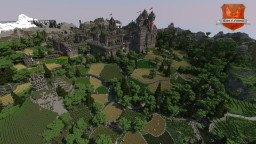 nordic city Kaltenstrom Minecraft Map & Project