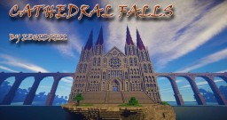 Cathedral Falls Minecraft Map & Project