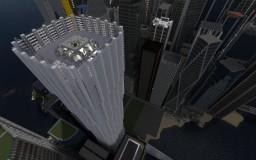 China Zun Tower Minecraft Map & Project
