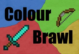 Colour Brawl - Battle Arena Minecraft Map & Project