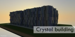   Crystal   Modern Office Building Minecraft