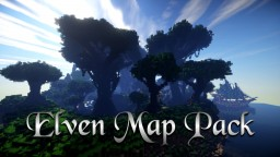 Elven Map Pack + Download [Gazamo] Minecraft Map & Project