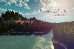 Forestia Islands Minecraft Map & Project