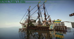 H.M.S. Noble's Pride Minecraft