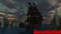 Pirate Galleon: The Devided Soul Minecraft Map & Project
