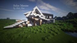 Italian Mansion. Minecraft Map & Project