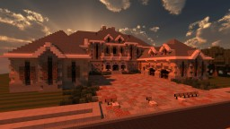 European Mansion - TMA - Wok Minecraft Map & Project