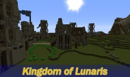 Kingdom of Lunaris! Minecraft Map & Project