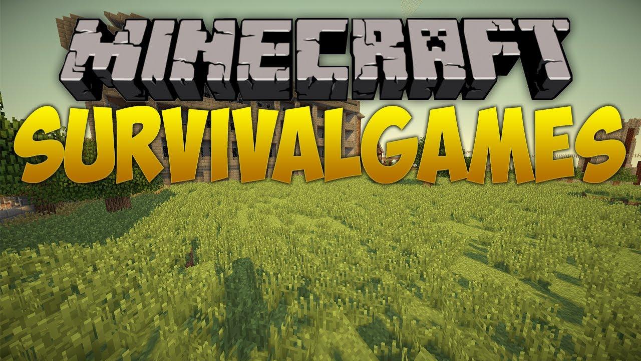 Survival games 4 minecraft download