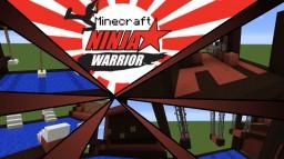 Minecraft Ninja Warrior (100+ DOWNLOADS!!!) Minecraft Map & Project