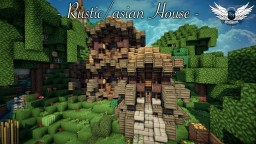 Rustic/Asian House [download] Minecraft Map & Project