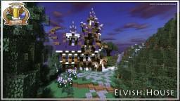 BdH Map 9 | Elvish House Minecraft