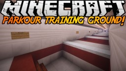 N11cK's Parkour Training Ground [NOOB to EXPERT] Minecraft Map & Project