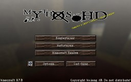 Mythos HD (256x Slenderman Resource Pack!)