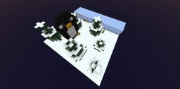 Penguin Race Map 1.8 Minecraft Map & Project