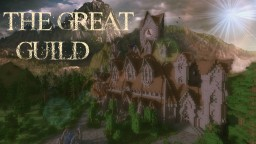 The Great Guild House Minecraft Map & Project