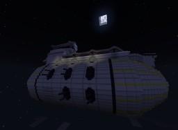 Hand of the Prophet [Bioshock Infinite] Minecraft Project