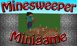 Minesweeper Minigame [No Mods] Minecraft