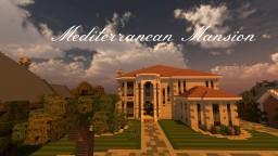 Mediterranean Mansion|TMA|WoK [250 Subs] Minecraft