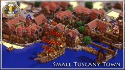 BdH Map 9 | Tuscany Town Minecraft