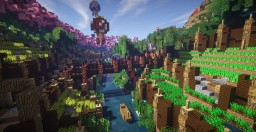 Hamani - Blitz Survival Games Map - Now on Hypixel Minecraft Map & Project