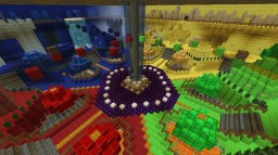 Quadraverse - Hunger Games map Minecraft Map & Project