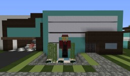modern builds Minecraft Map & Project
