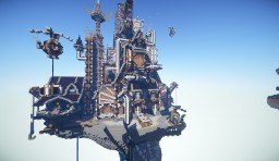 Steampunk Factory Minecraft