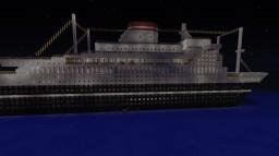 SS Andrea Doria Minecraft Map & Project