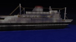 SS Andrea Doria Minecraft Project