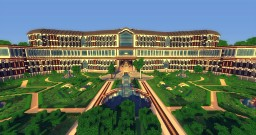 Mega Mansion from davelouis213 and leon19leon Minecraft Project